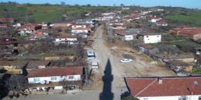 Çan Ahlatlıburun Köyü
