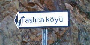 Dereli Taşlıca Köyü
