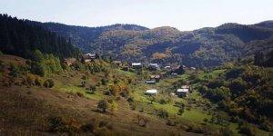 Azdavay Kanlıdağ Köyü
