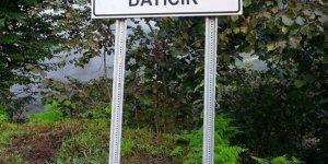Güce Dayıcık Köyü