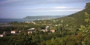 Cide Kumluca Köyü