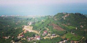 Tirebolu Çeğel Köyü