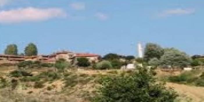 Uşak Belkaya Köyü