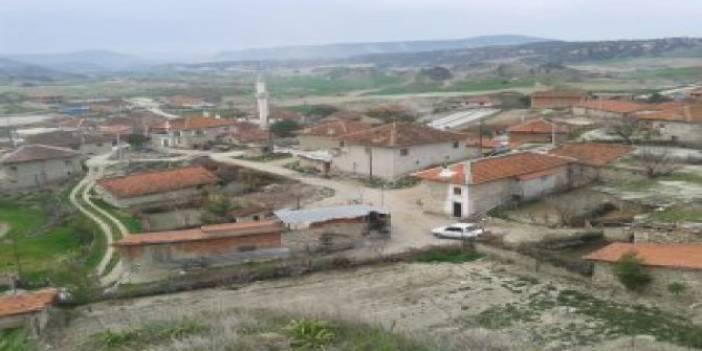 Uşak Bozkuş Köyü