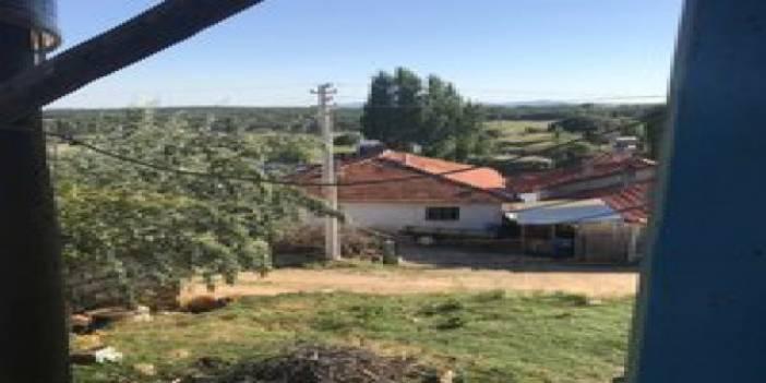 Uşak Ciğerdede Köyü