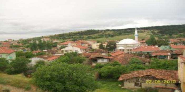 Uşak Çamyazı Köyü