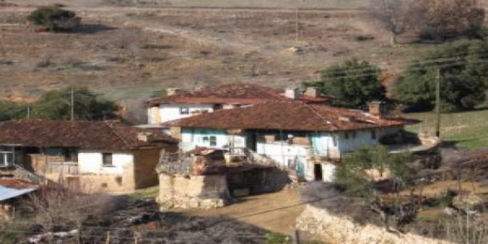 Uşak Çınarcık Köyü