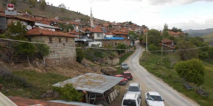 Uşak Dağdemirler Köyü