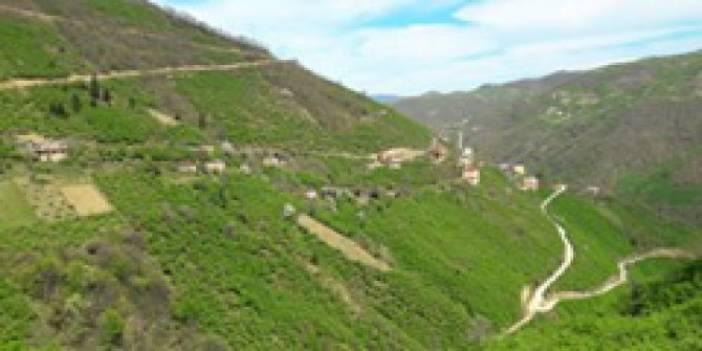 Yağlıdere Kanlıca Köyü