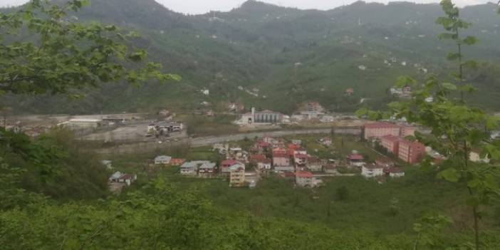 Giresun Barça Köyü