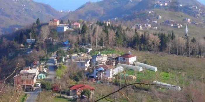 Giresun Boztekke Köyü