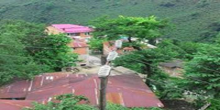 Giresun Çamlık Köyü