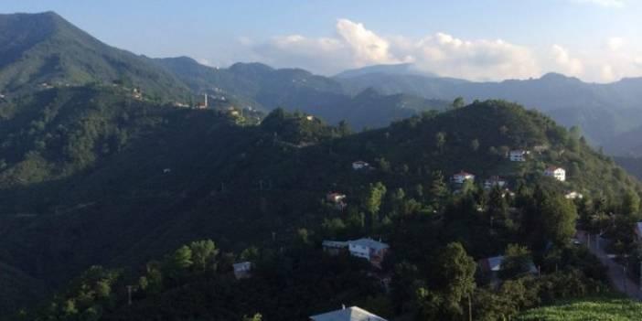 Giresun Çandır Köyü