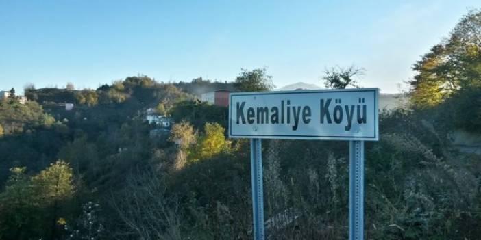 Giresun Kemaliye Köyü