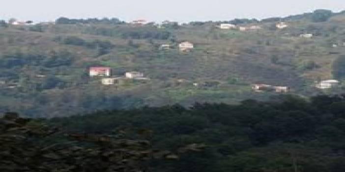 Giresun Mesudiye Köyü