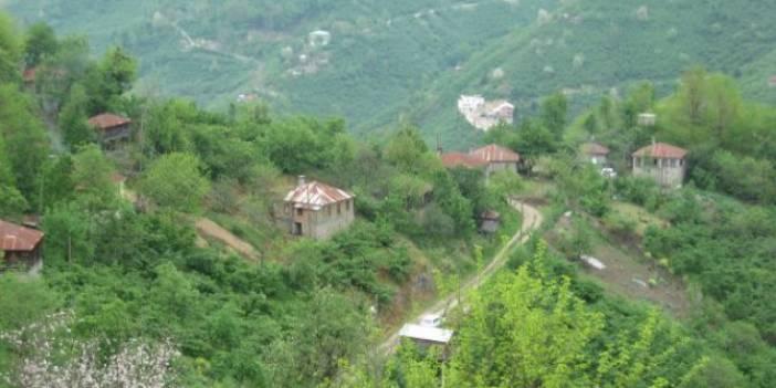 Giresun Sayca Köyü