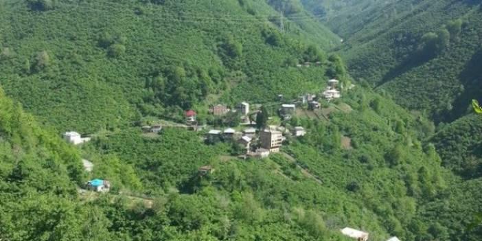 Giresun Tekke Köyü
