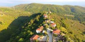 Çilimli Karaçörtlen Köyü