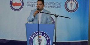 Sağlık Sen Başkanı Özdemir'den Ramazan Bayramı Mesajı
