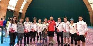 Milli Tenisçilerimiz İtalya'daki Şampiyonaya Damga Vurdu