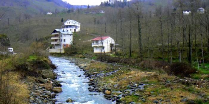 Giresun Çaldağ Köyü