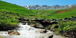 Pülümür Sarıgül Köyü