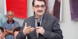 Bakan Dönmez'den 'Petrol Ve Doğalgaz' Açıklaması