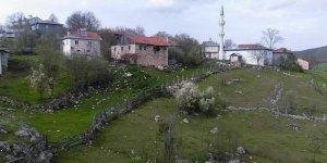 Pınarbaşı Aşağıaktaş Köyü