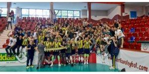 Genç Erkek Voleybol Takımı Yarı Finalde