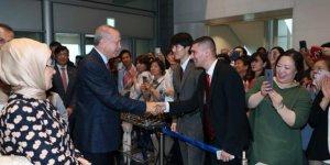 Cumhurbaşkanı Erdoğan'dan Sergi Ziyareti