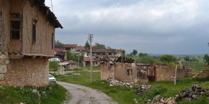 Uşak Şükraniye Köyü