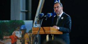 """Bakan Kasapoğlu: """"Srebrenitsa'dan Bugüne, Hepimiz Şehit Aileleriyiz"""""""