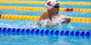Milli Yüzücü Deniz Ertan Bronz Madalya Kazandı