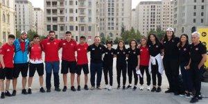 Ümit Milli Judokalar, 2024 İçin Azimle İlerlediklerini İspatladı