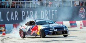 Red Bull Car Park Drift Dünya Finali 1 Eylül'de İstanbul'da Yapılacak