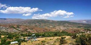 Erzincan Ekinci Köyü