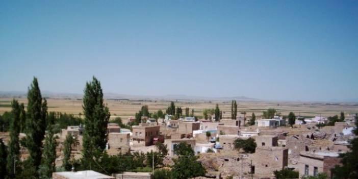 Niğde Kiçağaç Köyü