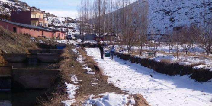 Niğde Özyurt Köyü