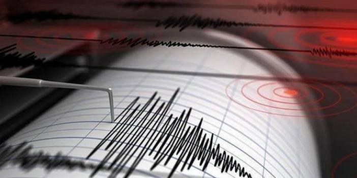 Bolu Kızılağıl Köyünde 3.6 büyüklüğünde deprem