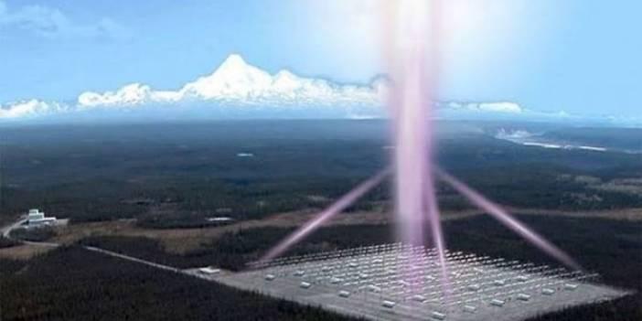 HAARP Nedir? HAARP ile Suni Depremler Yapılabilir Mi?