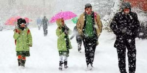 Ankara' da yarın okullar tatil mi, 11 Şubat 2020 Ankara valiliği kar tatili açıklaması