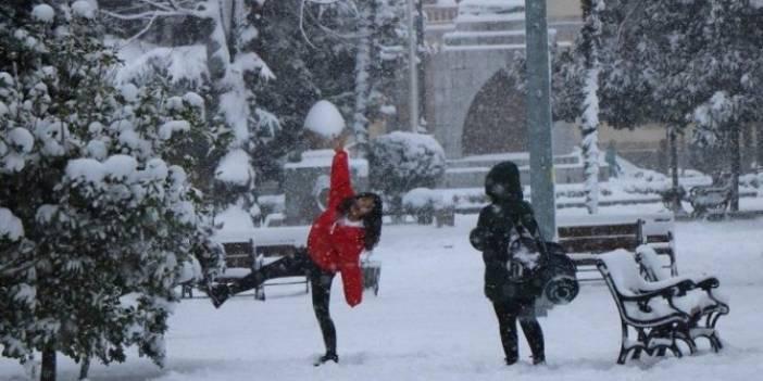 Erzincan' da yarın okullar tatil mi, 13 Şubat 2020 Erzincan valiliği kar tatili açıklaması