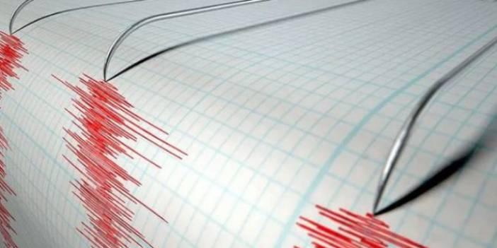 Malatya'da 4.9 büyüklüğünde deprem