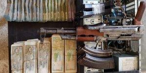 Tel Abyad'da Eylem Hazırlığında Olan 5 Pkk/ypg'li Terörist Yakalandı