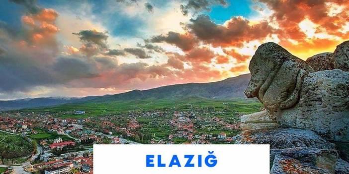 Elazığ Köyleri Resimleri