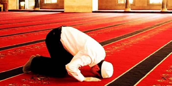 Tilavet Secdesinde Okunacak Dua