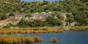 Antalya Demre Kapaklı Köyü