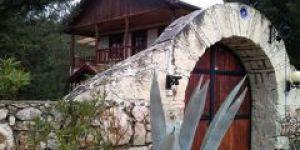 Antalya Kaş Bayındır Köyü