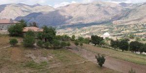 Adıyaman Kahta Teğmenli Köyü