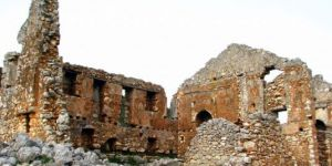 Antalya Kaş Sarılar Köyü